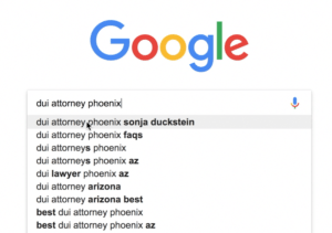 auto suggest dui attorney